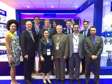 Gulfood 2017 Booth Team