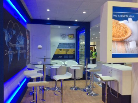 Gulfood 2017 Booth4