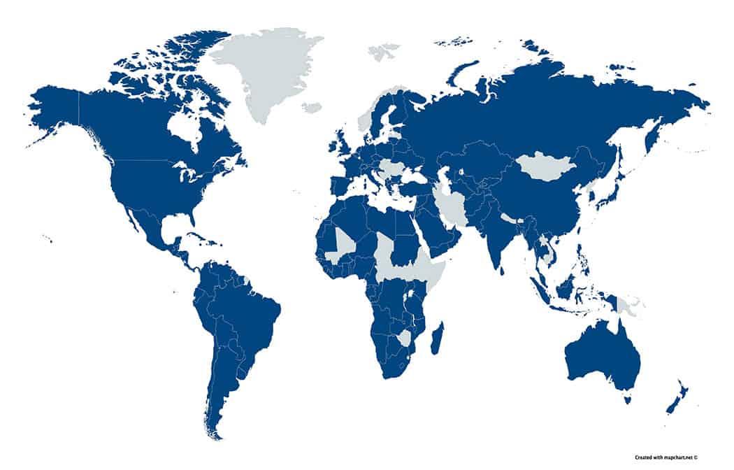Interra International - Wholesale Food Distributor