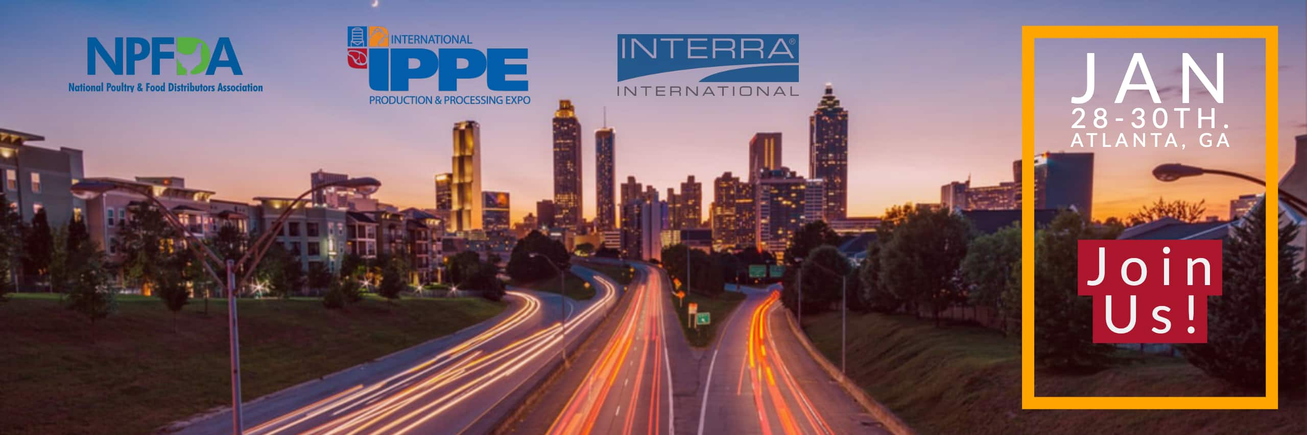 Interra at the IPPE 2020 and NPFDA