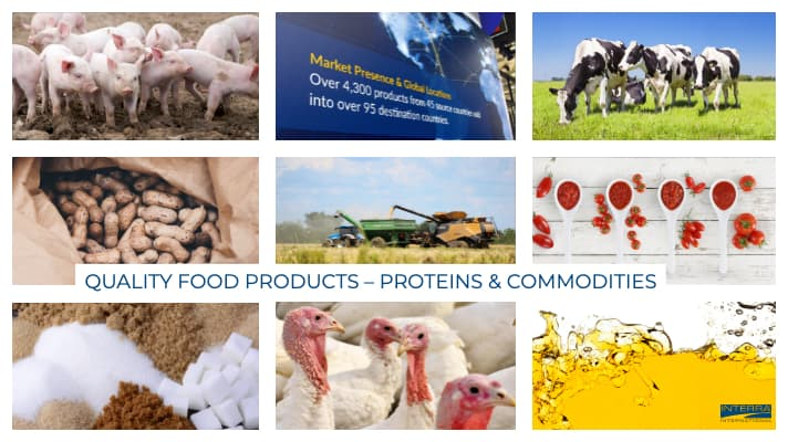 Interra International | Proteins & Commodities