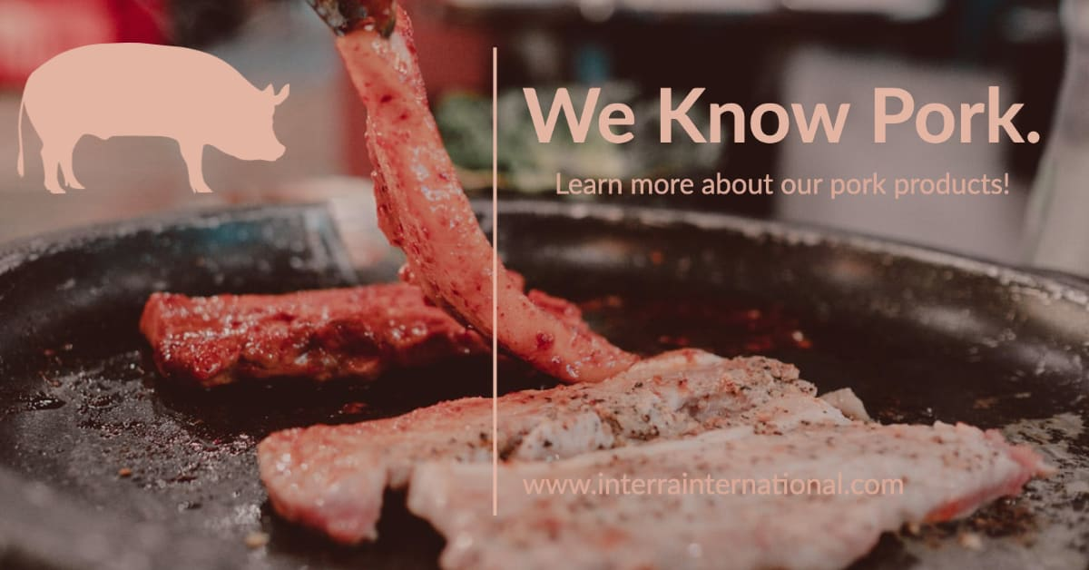 Interra International   Global Trader Of Wholesale Pork Products