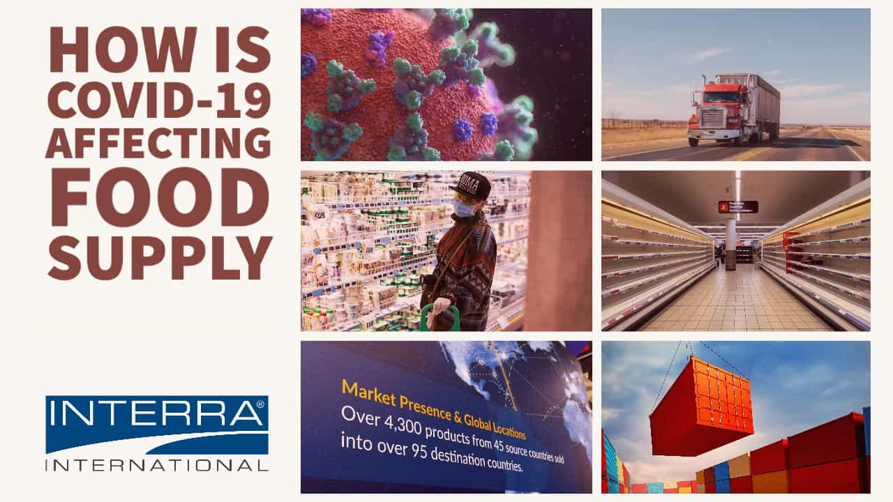 Interra International | Food Supply Issues