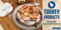 Interra International | Thanksgiving Turkey Products