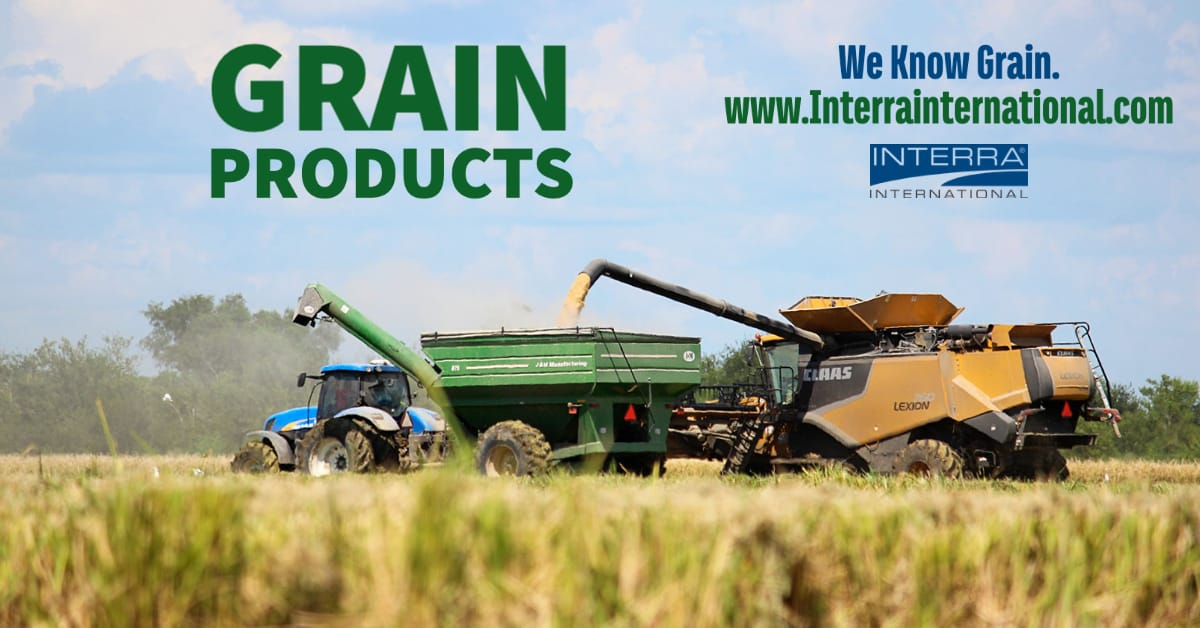 Interra International | Global Trader of Wholesale Grain Products