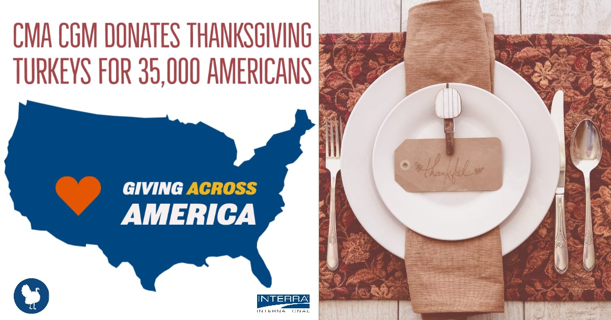Thanksgiving Turkeys for 35K Americans