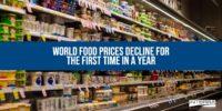 Interra International | Food Industry, Food Prices